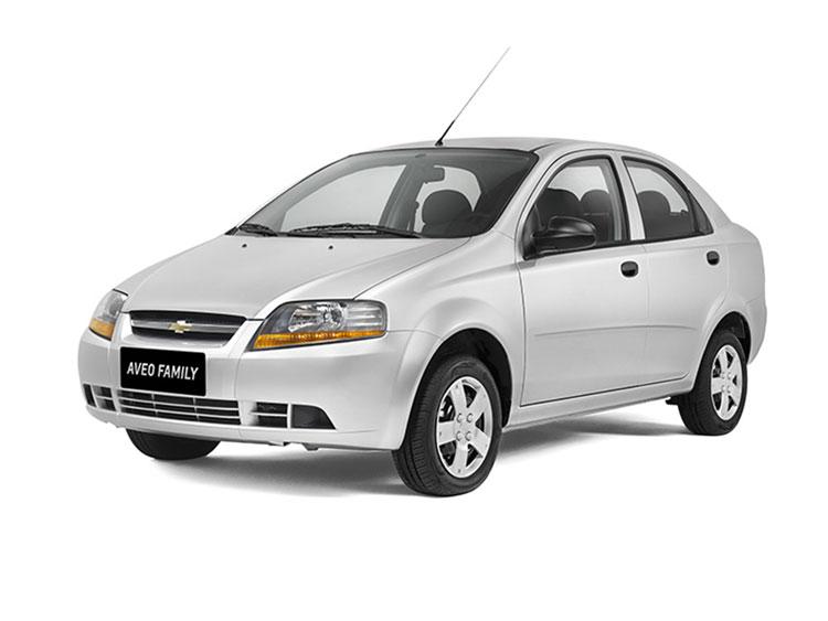 Chevrolet Aveo Family A  C